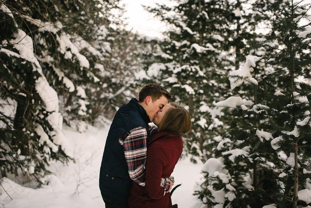 Snowy Breckenridge Wedding or Engagement Session