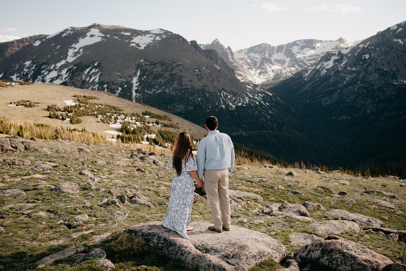 Top places to elope in colorado estes park