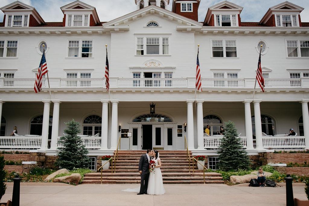 Colorado Mountain Wedding Venue Stanley Hotel