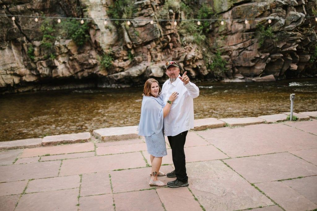 River Bend Wedding