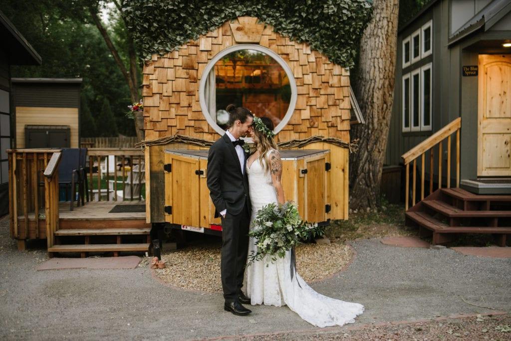River Bend Wedding Portraits