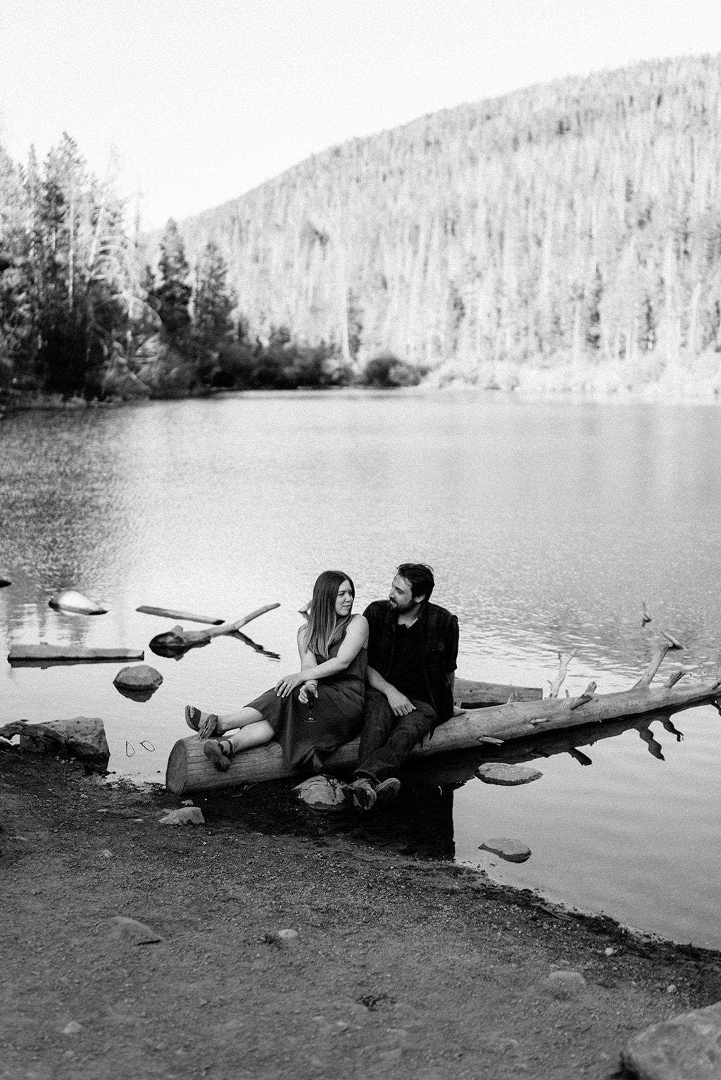 Rainbow Lake Frisco Colorado