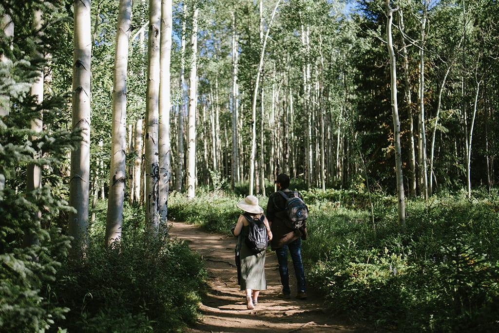 Frisco Colorado Engagement Session