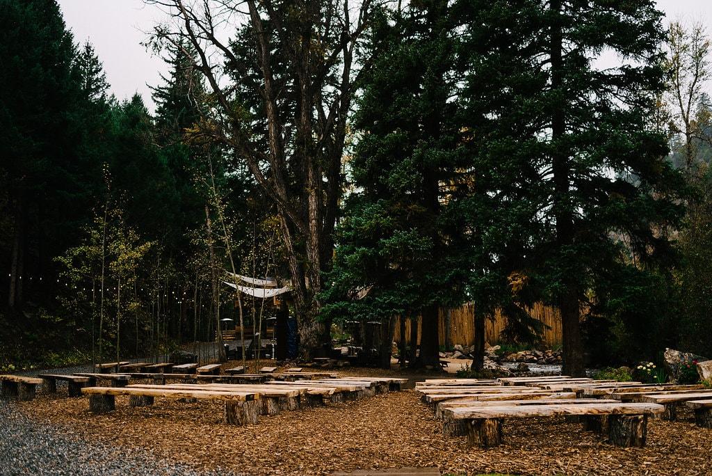 Colorado Mountain Wedding Venue blackstone rivers ranch