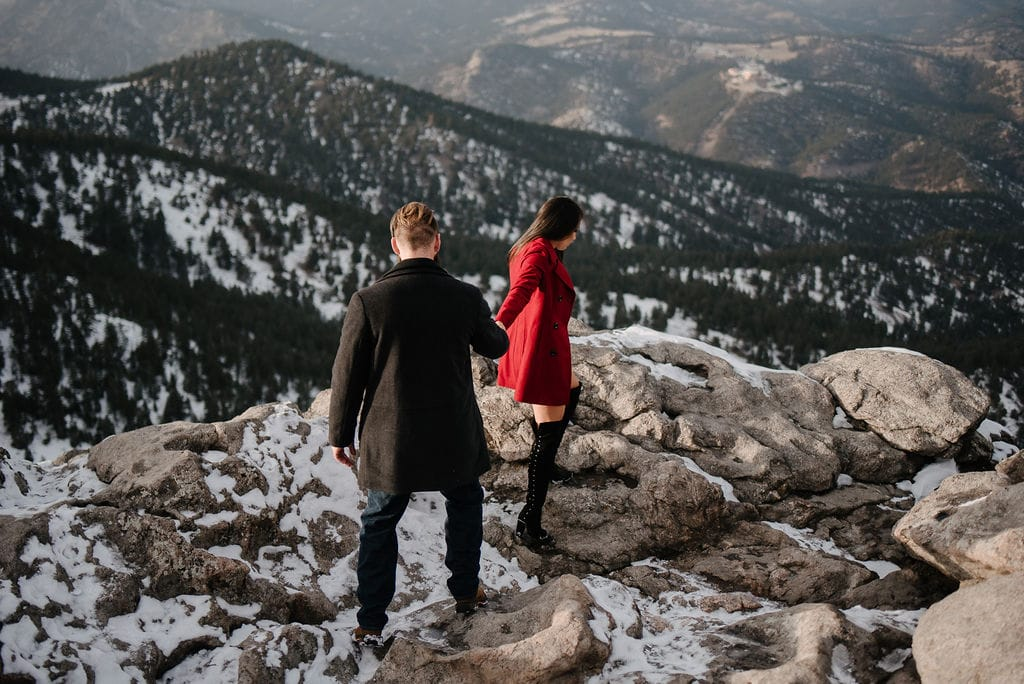 Colorado Engagement Session