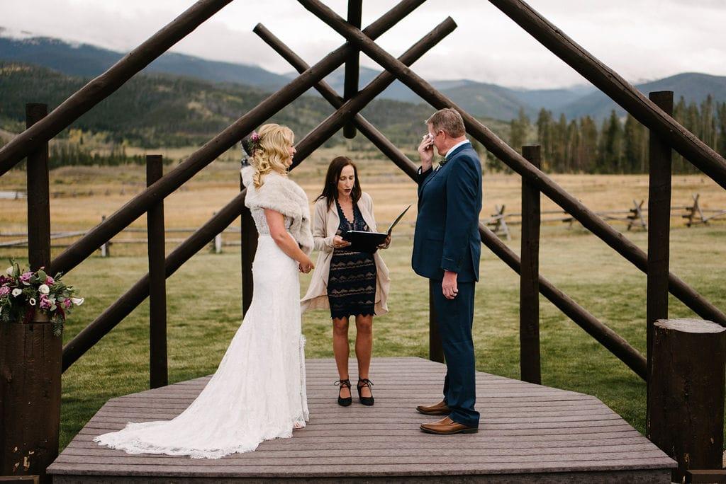Best Colorado Wedding Venue in Tabernash, CO