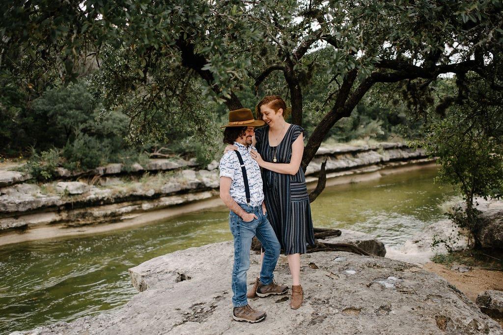 Austin Texas Engagement Session