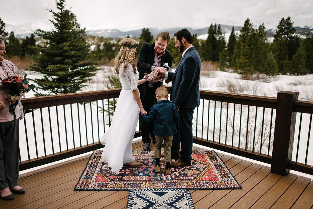 VRBO weddings in Breckenridge