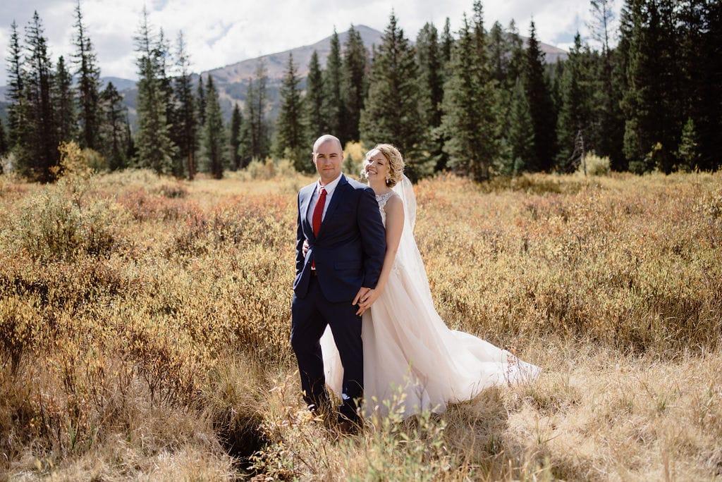 Breckenridge Wedding Photos