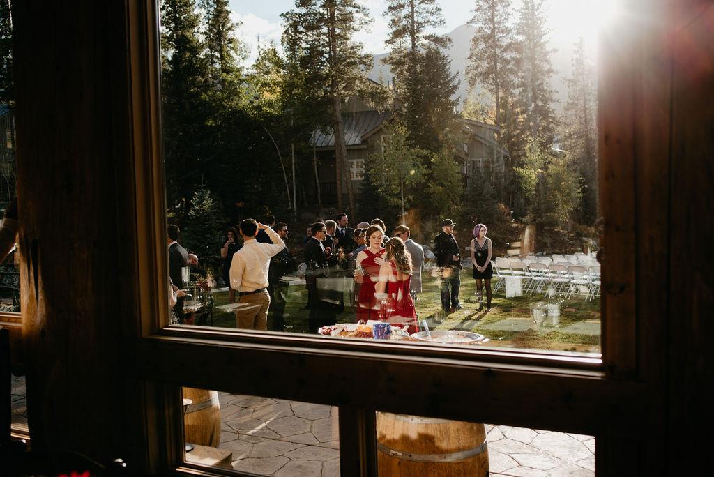 Breckenridge Wedding Reception and Party