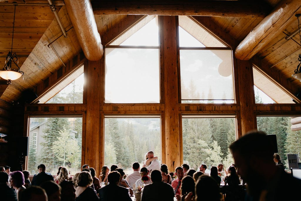 Breckenridge Wedding Reception