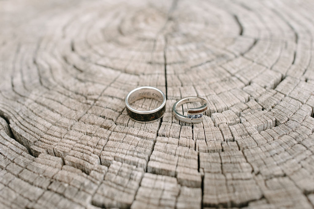 Unique Wedding Rings For Him and Her