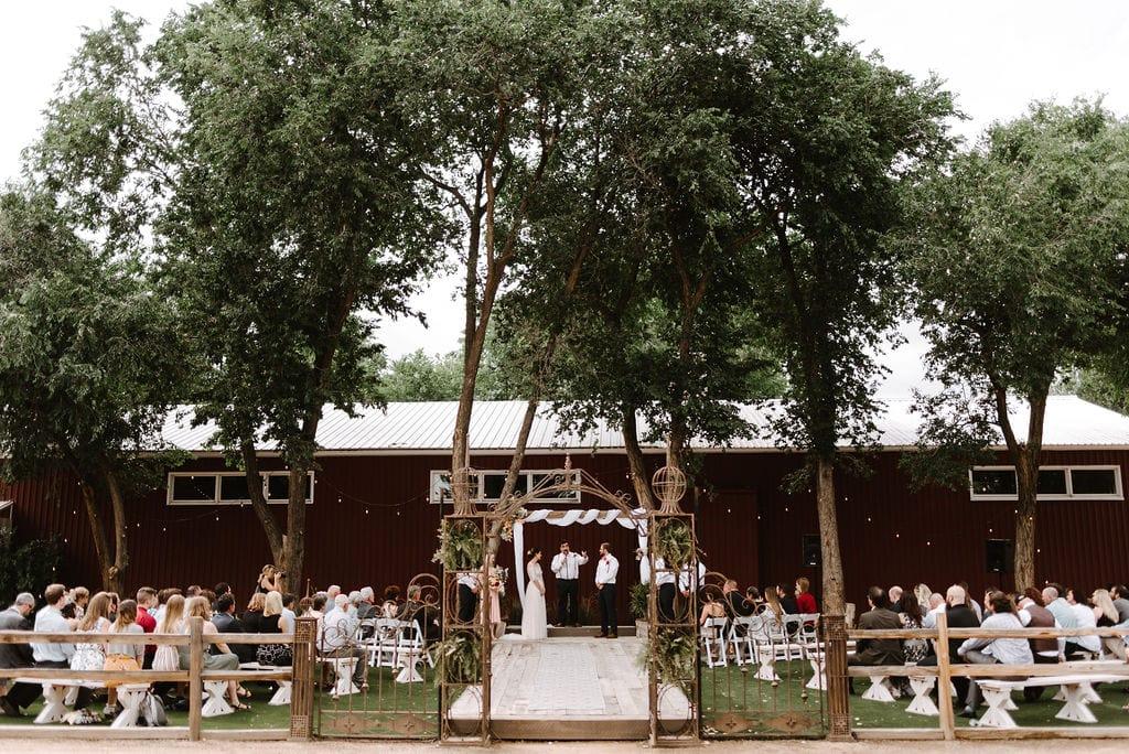 Colorado Springs Wedding Venue Rustic Lace Barn