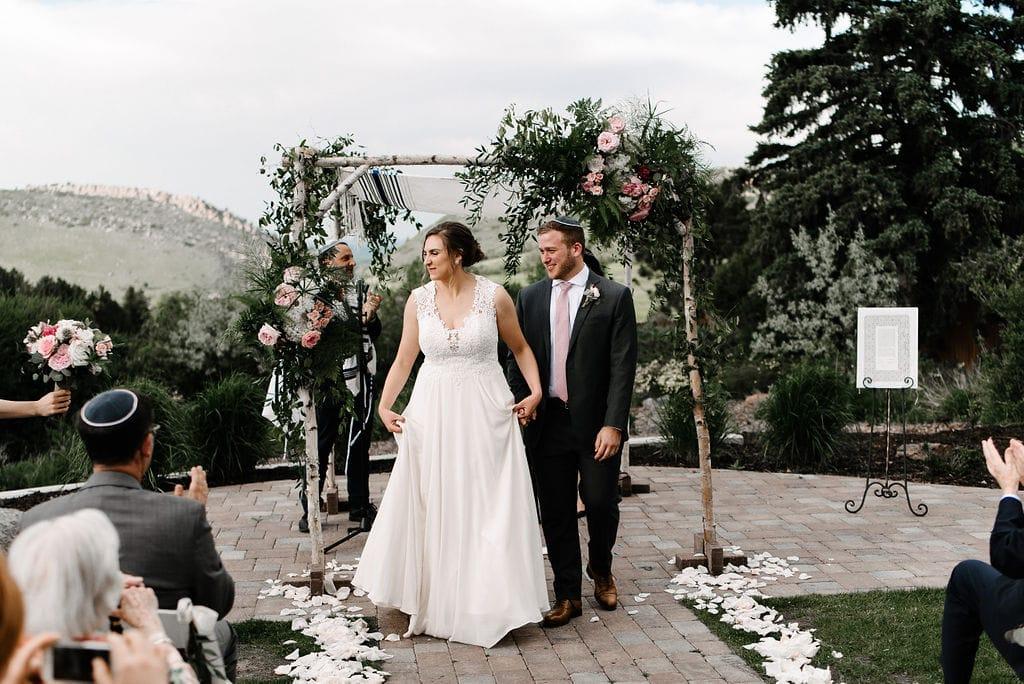 Jewish Wedding Ceremony