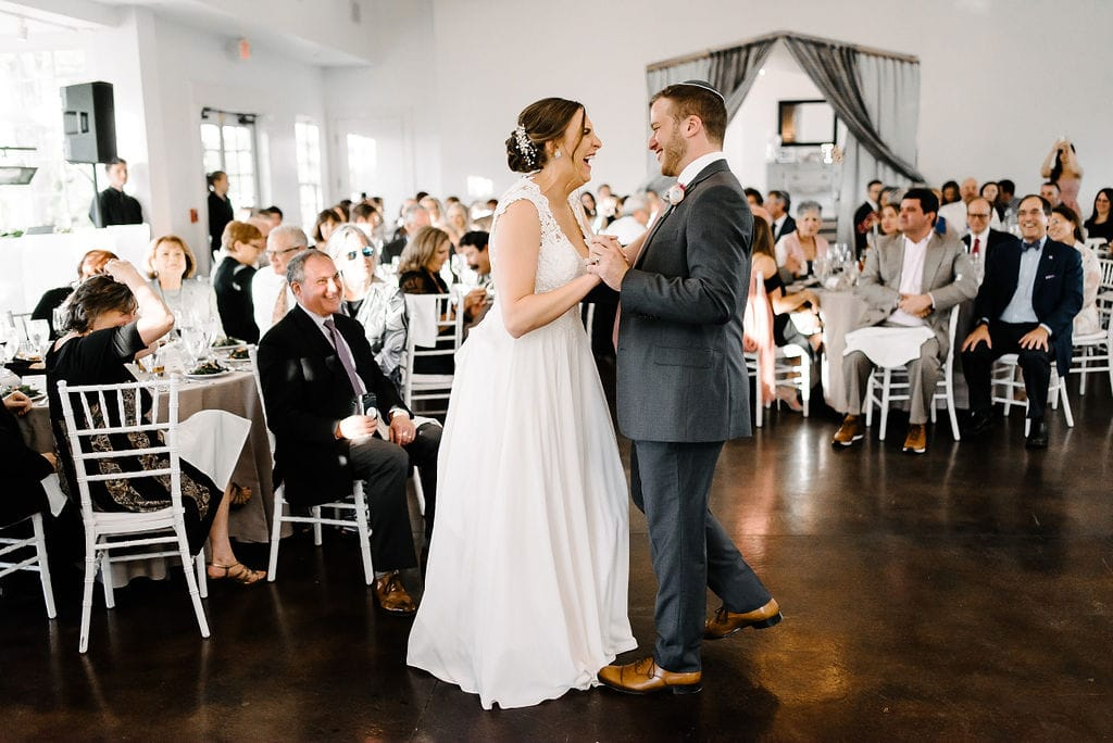 First Dance at The Manor House