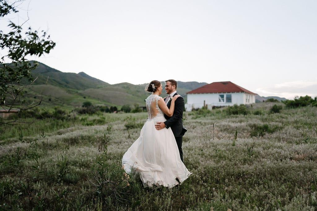 Romantic Wedding at Manor House