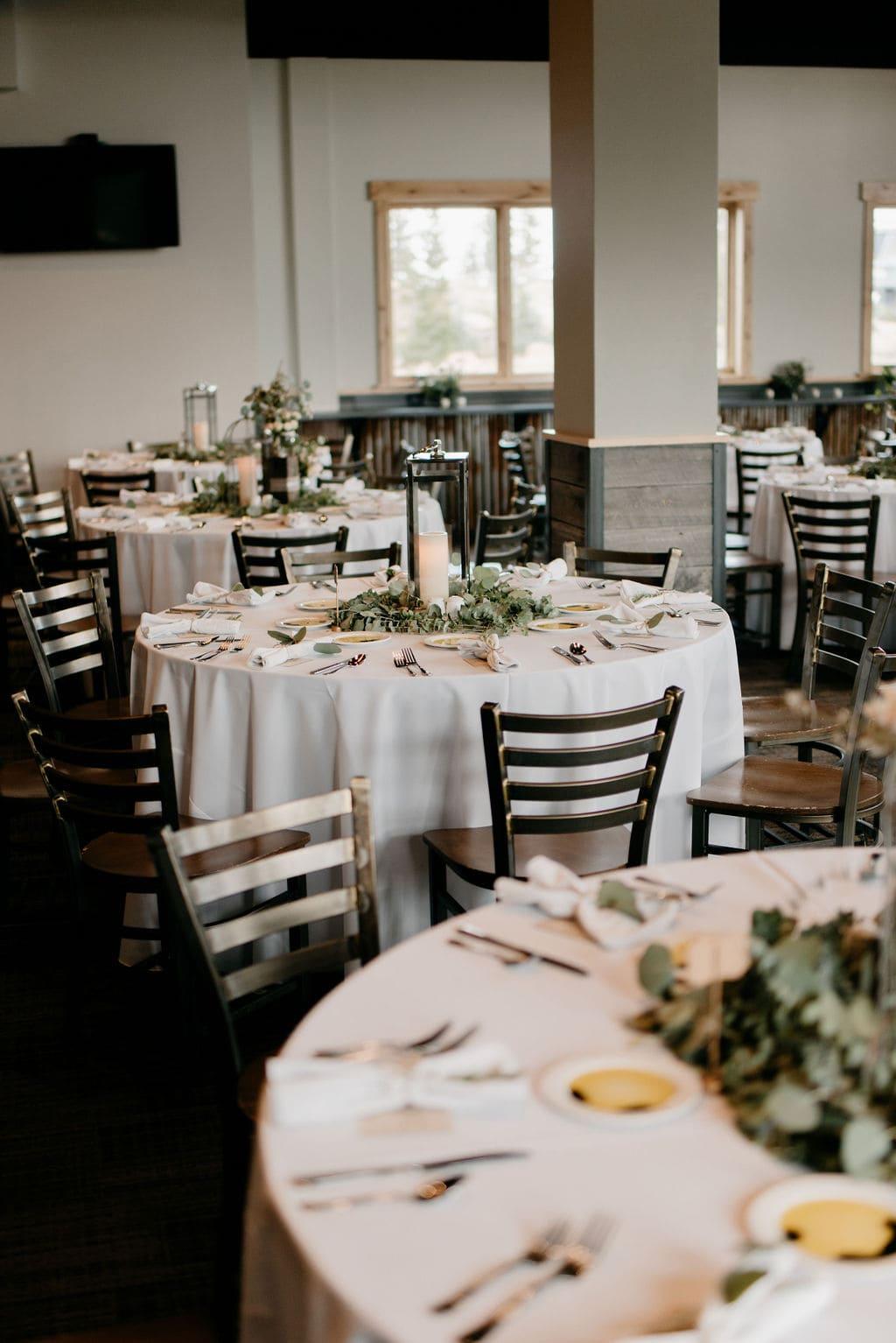 Lunch Rock Wedding Reception in Winter Park