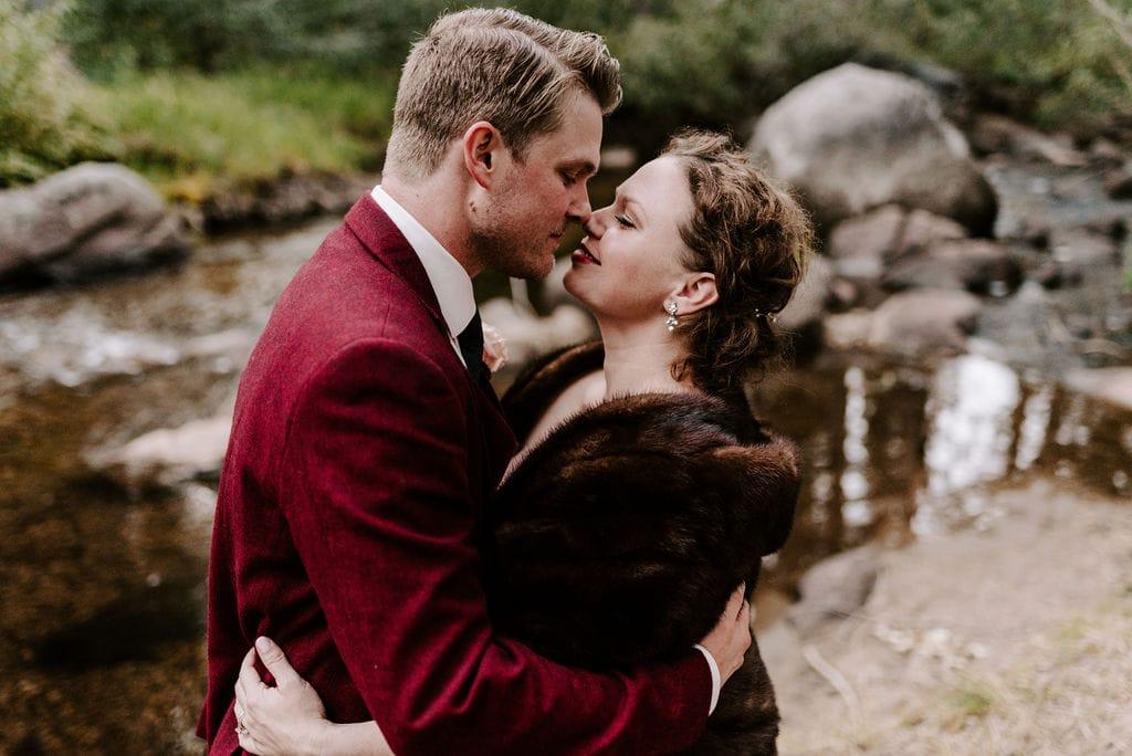 Romantic Destination Wedding in California