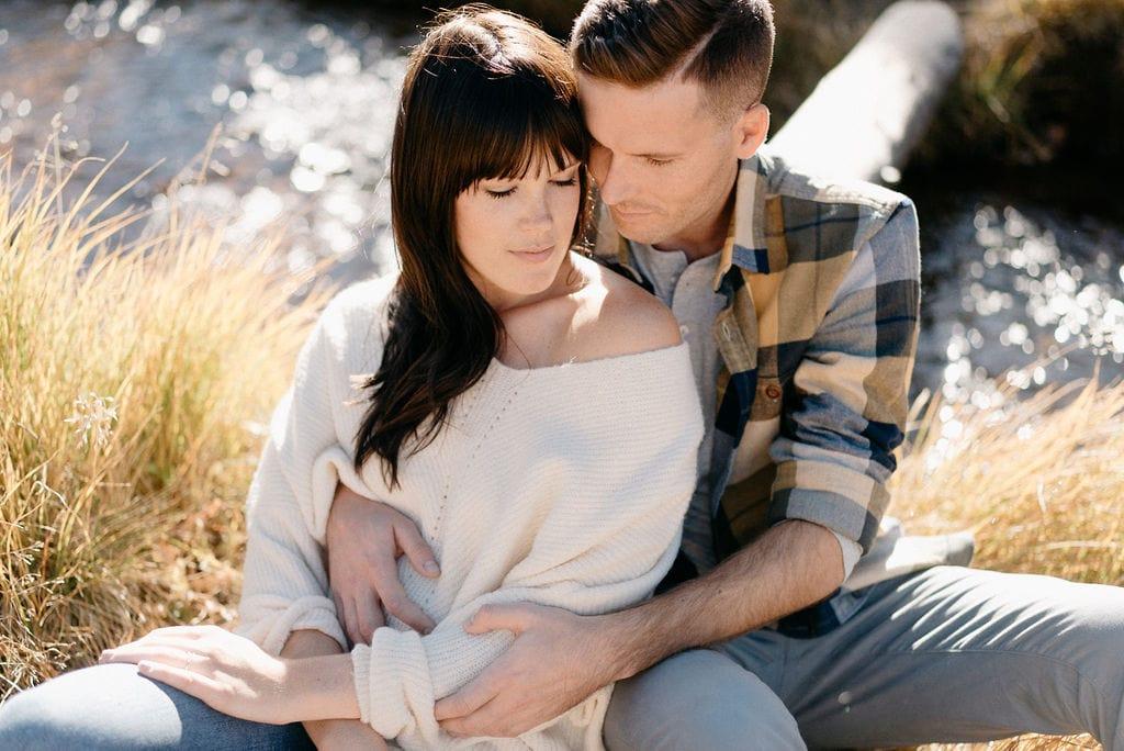 Romantic Colorado Engagement Session