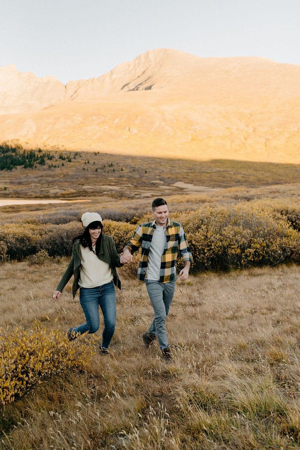 Mt Bierstadt Couples Session