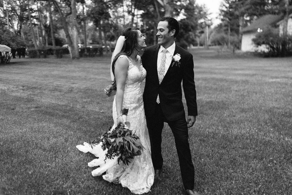 Bride and Groom Portraits at Colorado Springs Country Club