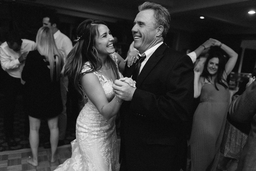 Cheyenne Mountain Country Club Wedding Reception Dancing