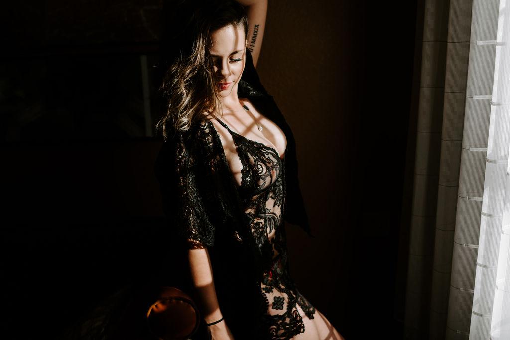 Denver Boudoir Photography