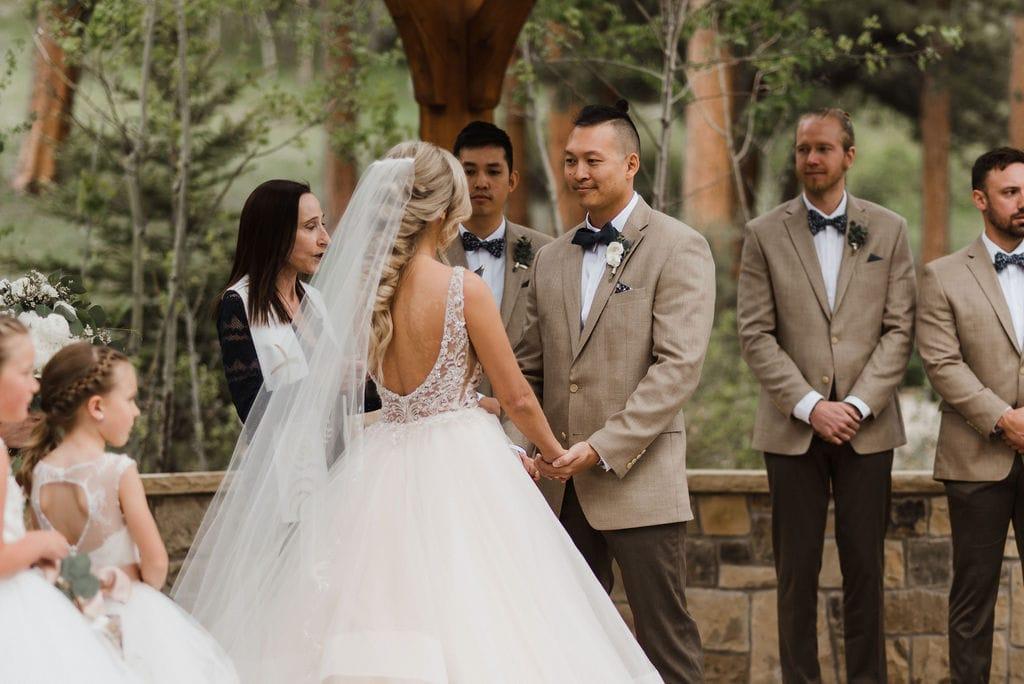 Della Terra Wedding in Estes Park, Colorado