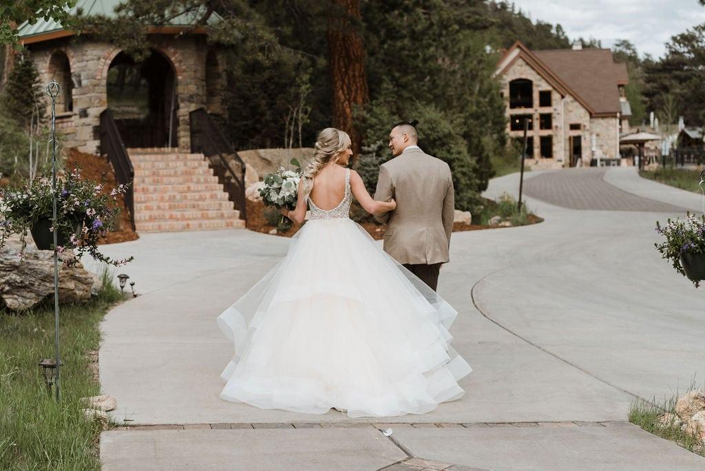Della Terra Wedding Venue in Estes Park