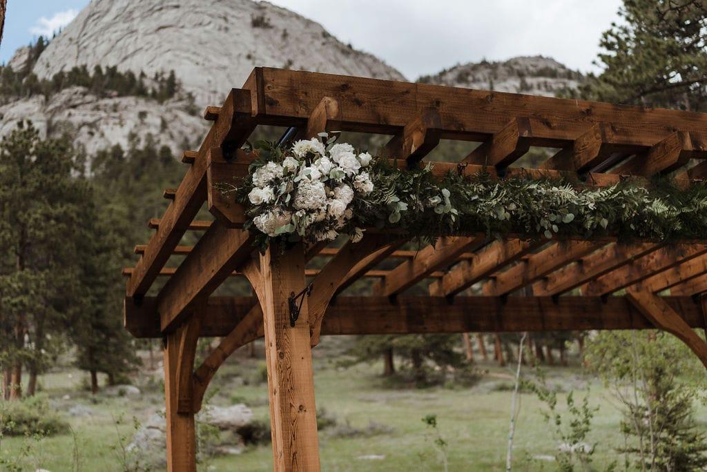 Della Terra Wedding Ceremony Detail Photos