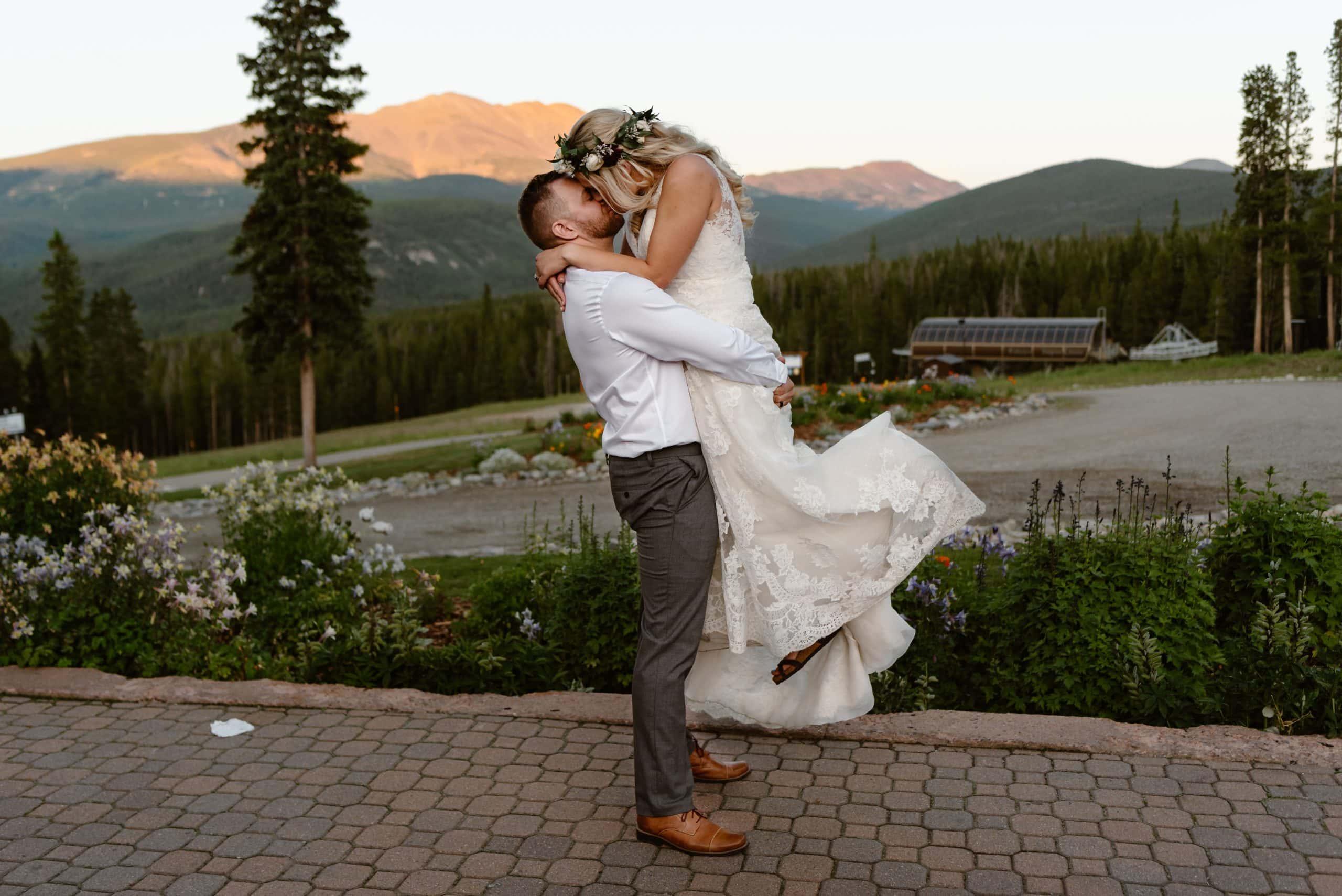 Best Colorado Wedding Venue in Breckenridge, CO Ten Mile Station