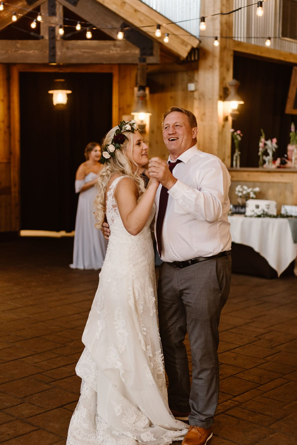 Father Daughter Dance at Ten Mile Station