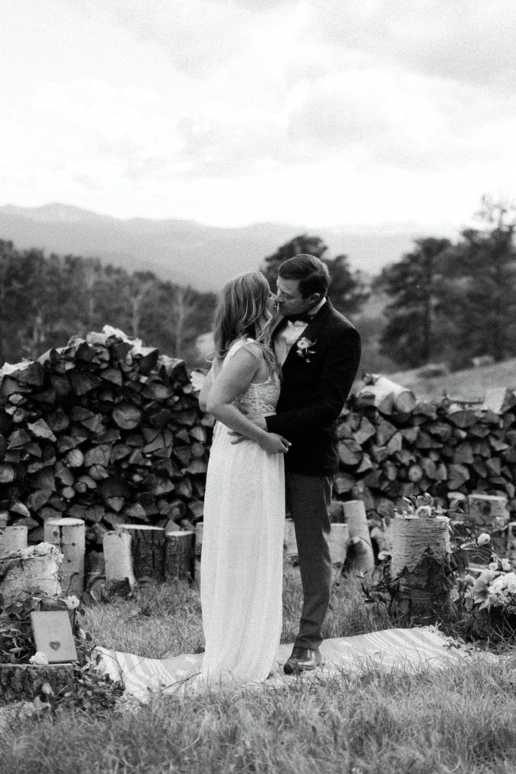 New elopement location for couples in colorado