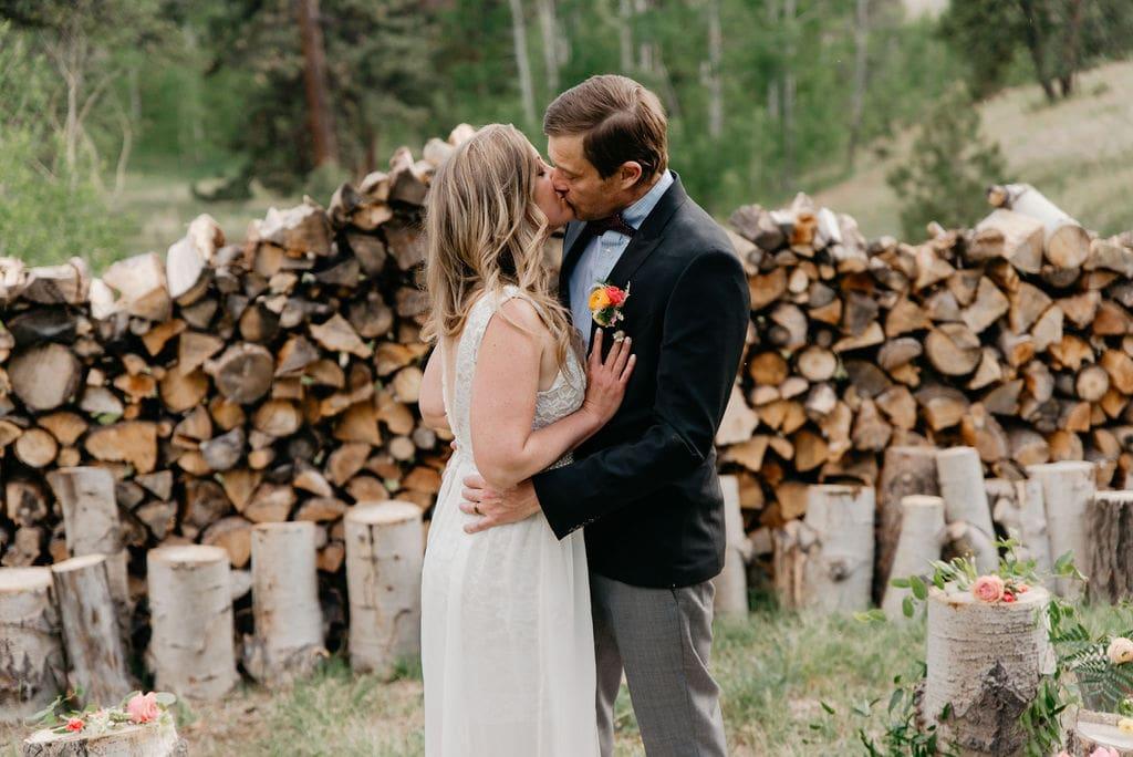 New colorado elopement location for couples in colorado