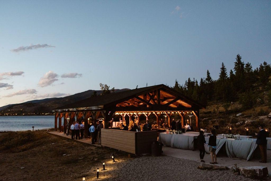 Colorado Mountain Wedding at Lake Dillon