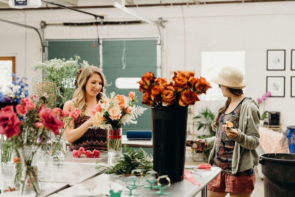 Florists of Colorado