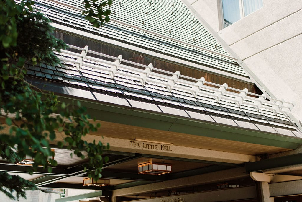 The Little Nell Hotel in Aspen Colorado