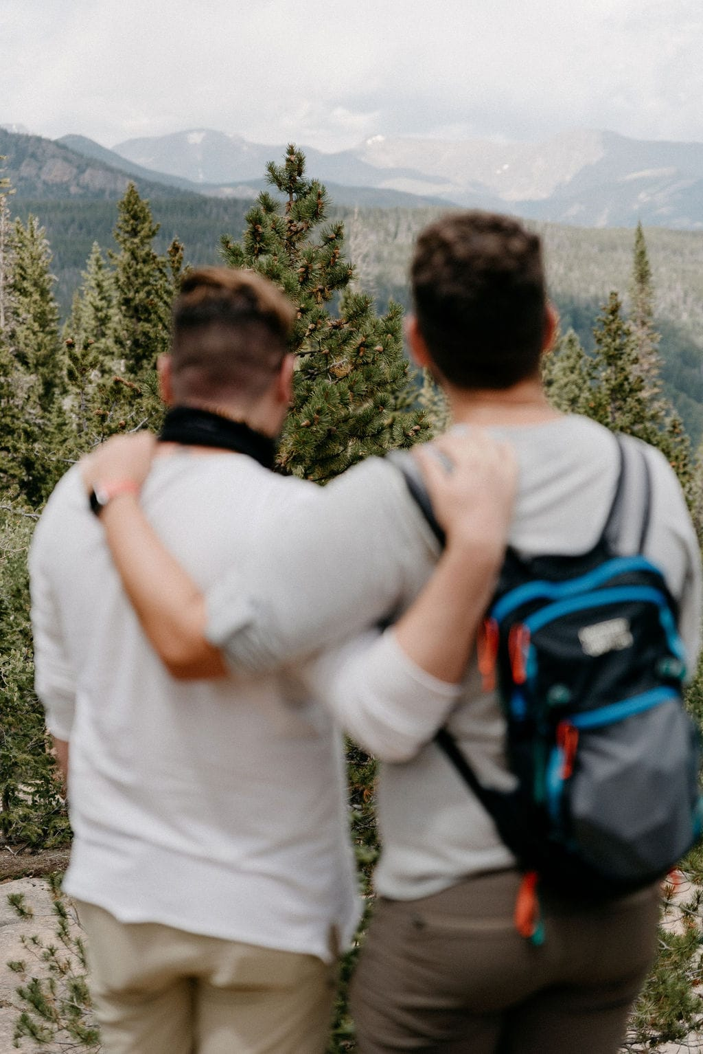 Colorado LGBT Engagement Session