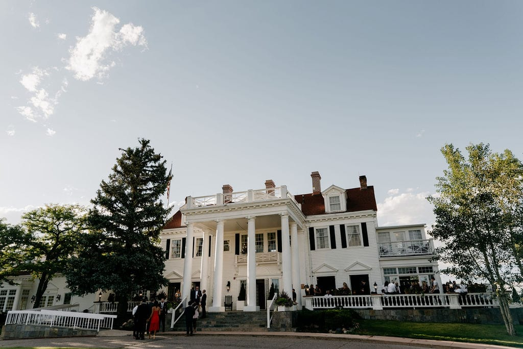 The Manor House in Littleton, CO