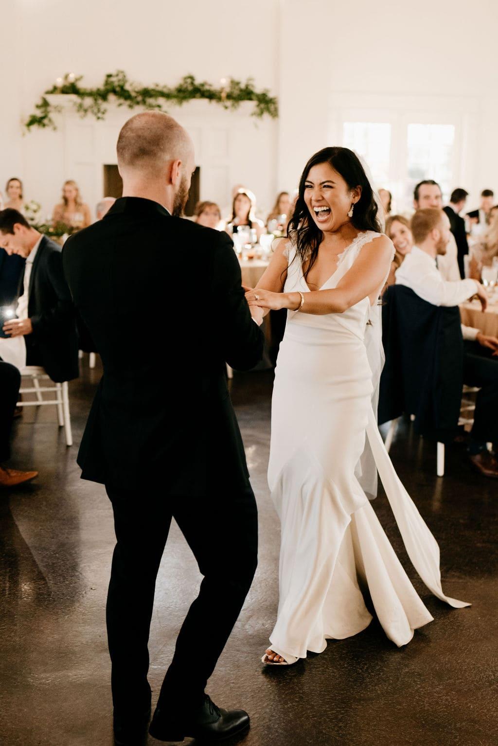 Classy first dance