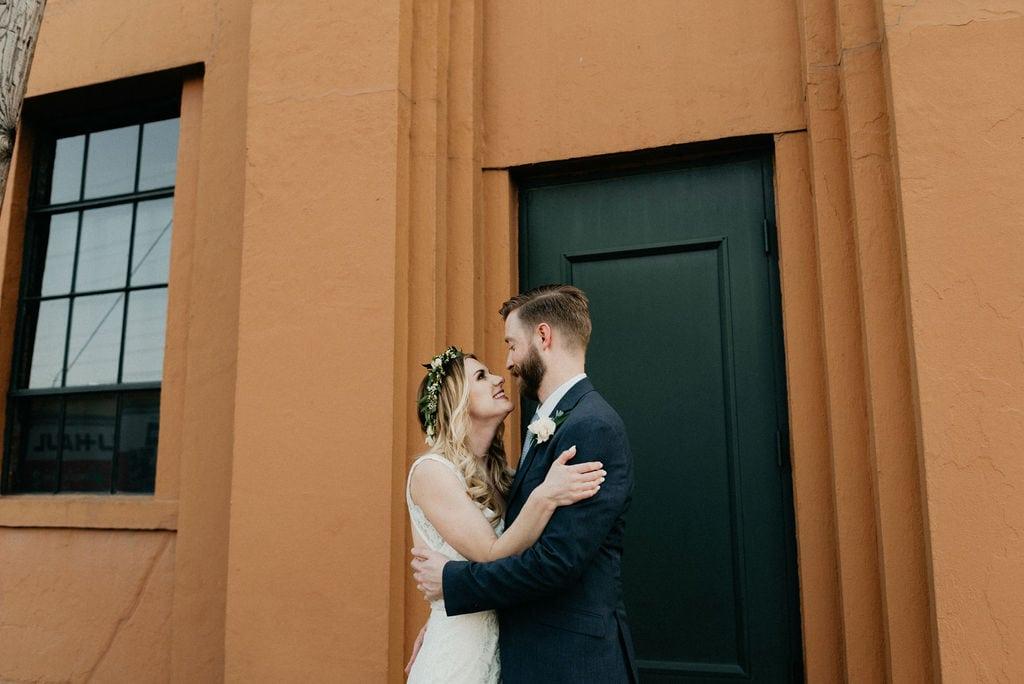 Beautiful Hickory Street Annex Wedding Reception