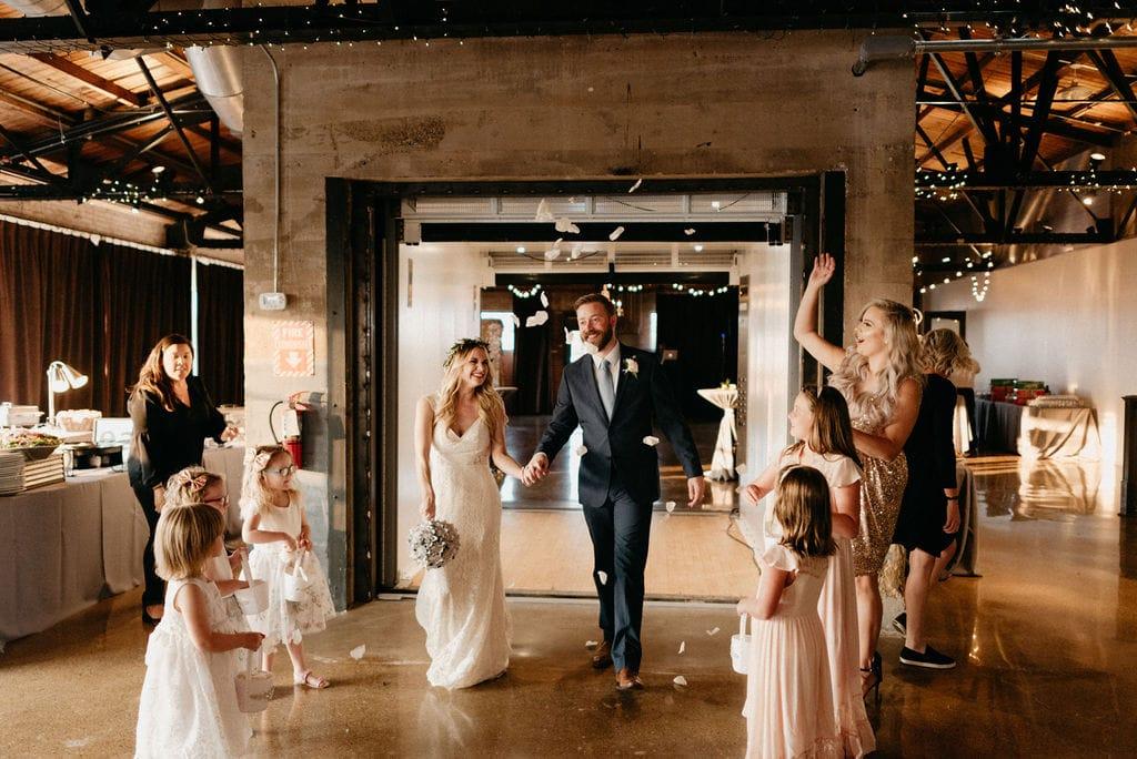 Urban Downtown Dallas Wedding Venue Hickory Street Annex