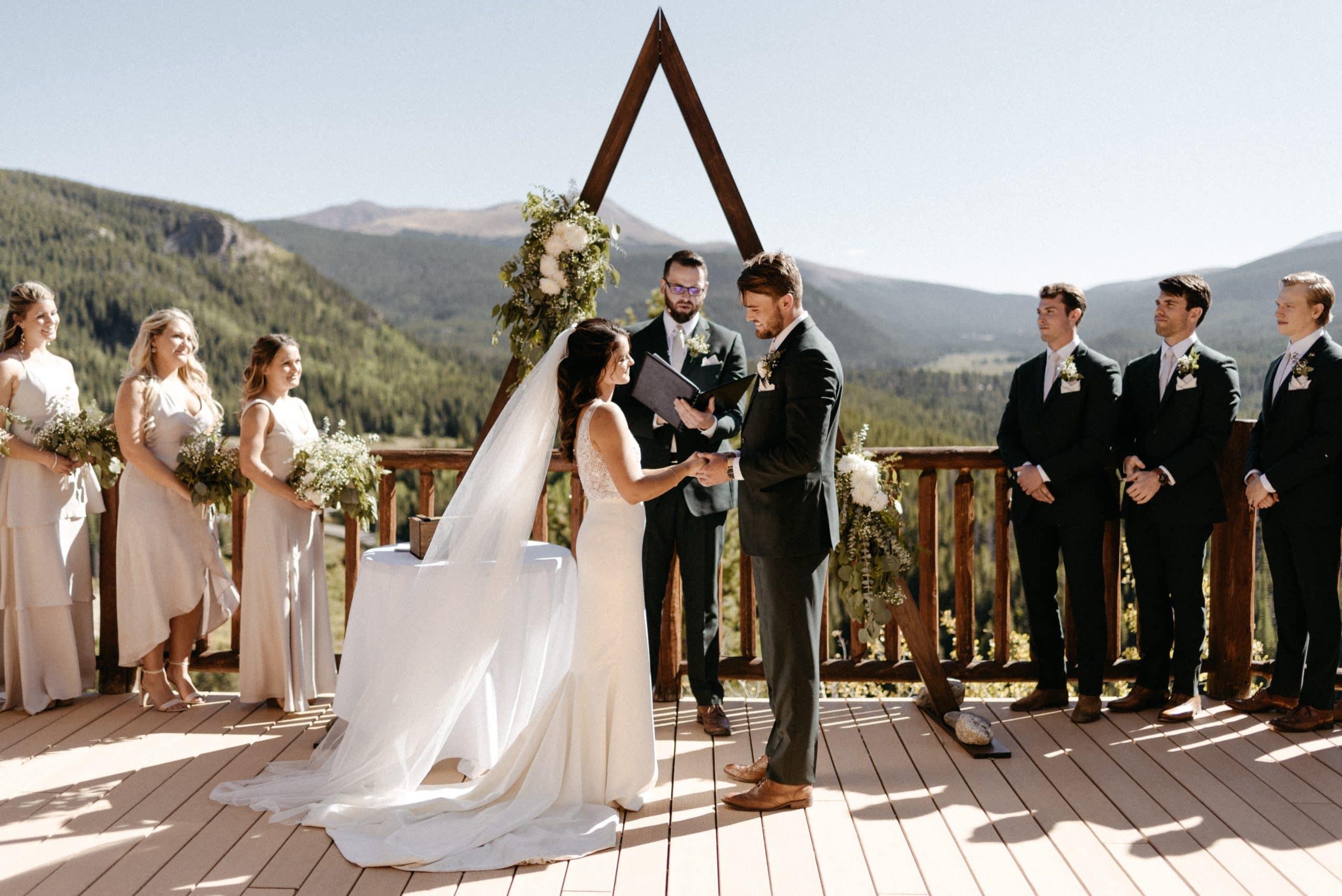 Lodge at Breckenridge Wedding Venue