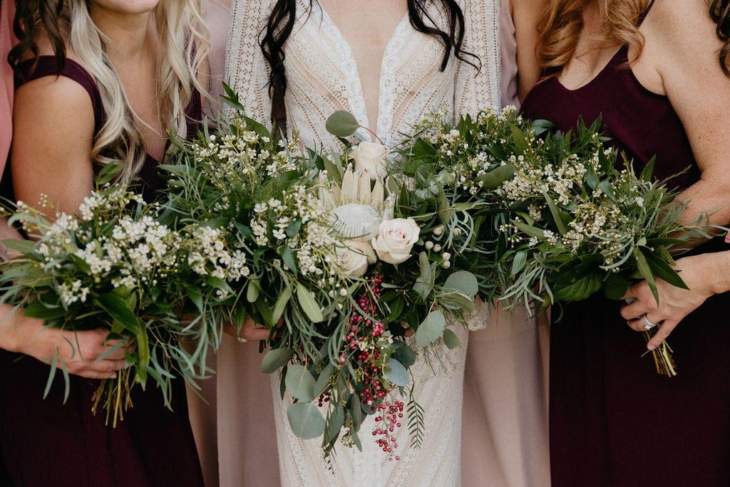 amore fiori wedding florals