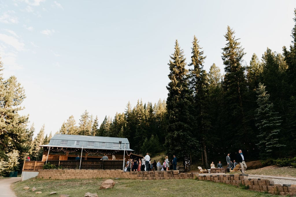 Wedgewood wedding venues colorado Best Colorado Wedding Venue in Pine, CO
