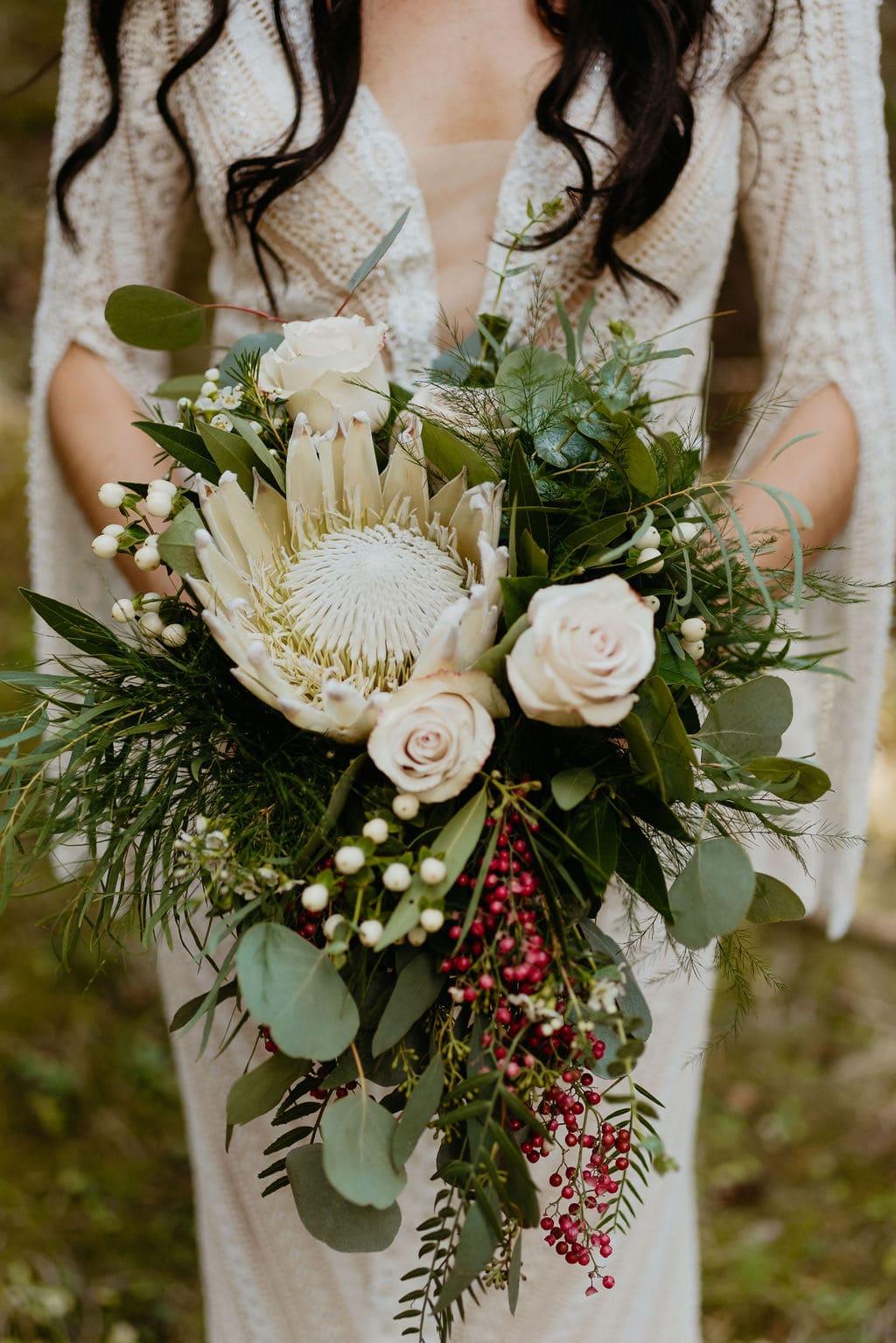 Bridal Bouquet by Amore Fiori Florist Colorado