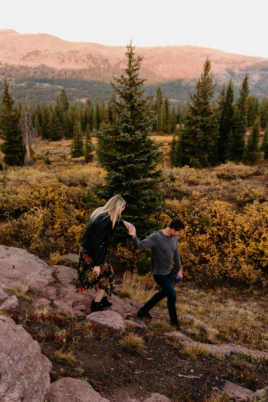 Shrine Pass Vail Places to ELope in Colorado
