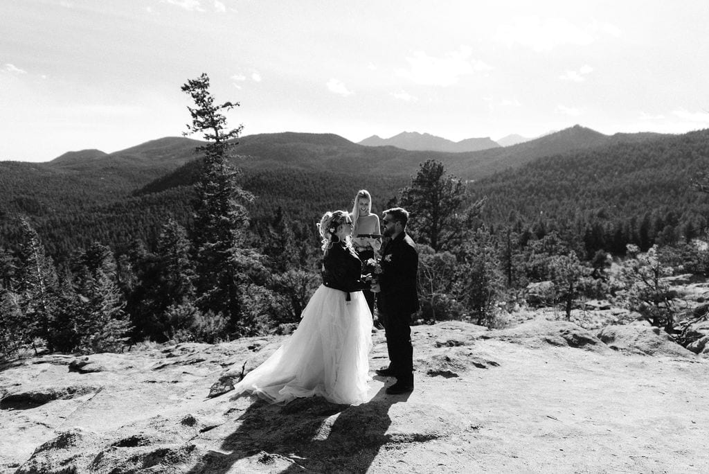 Hermit park elopement best places to elope in colorado