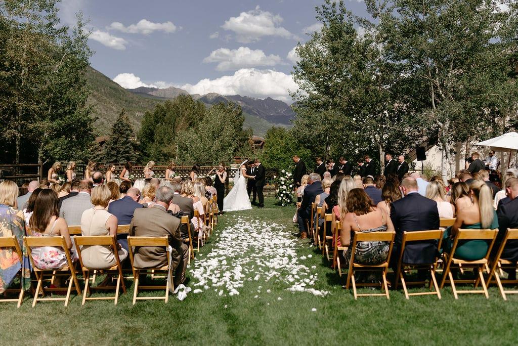 Best Colorado Wedding Venue in Vail, Colorado