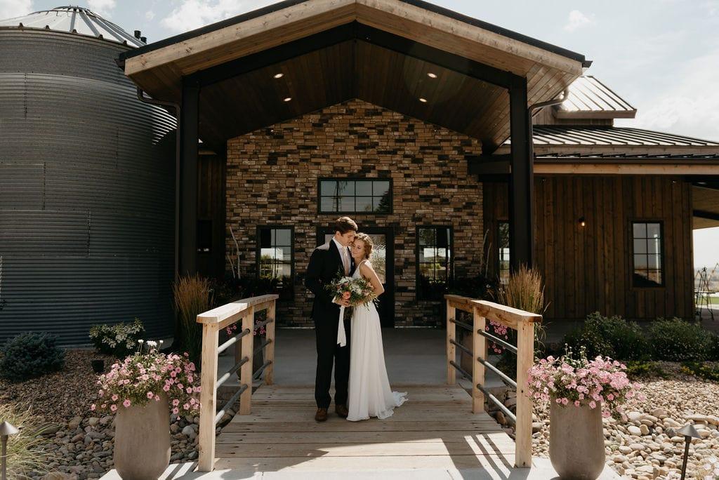 Bonnie Blues Wedding Venue in Colorado